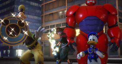 Newly Released Kingdom Hearts III Trailer Features Big Hero 6