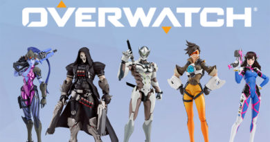 Overwatch Figures Available Soon!