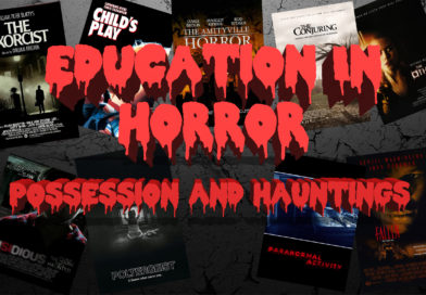 Possessions and Hauntings
