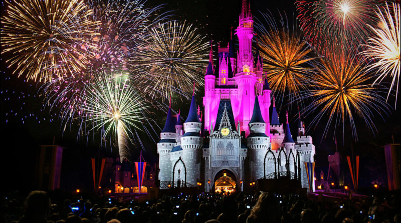 Disney Parks Blog To Livestream New Years Fireworks From Walt Disney World