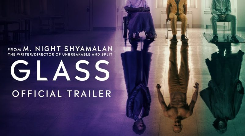 Trailer Reaction: Glass