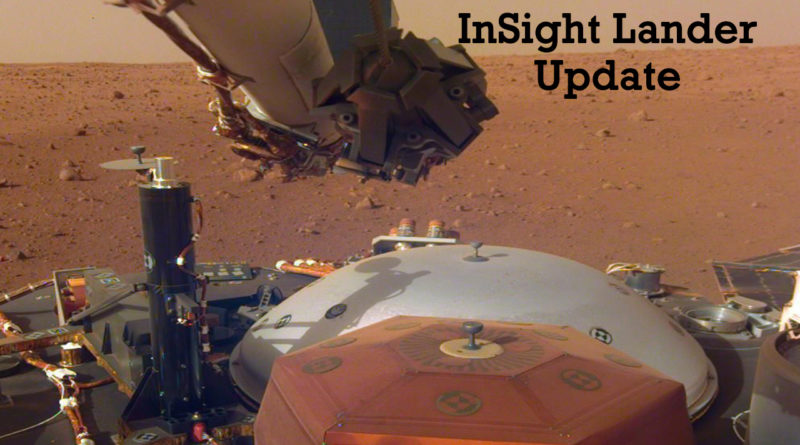 InSight brings Mars to us in Ultra High Def