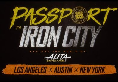 Iron City: Alita Experience