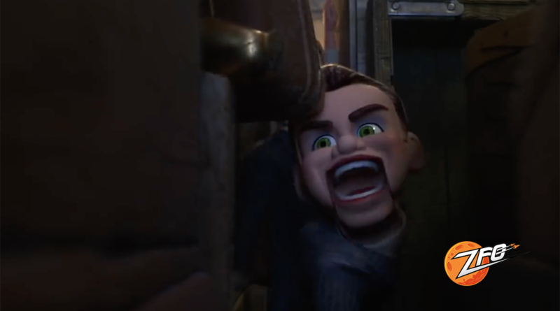 Toy Story 4  – Vent Doll Nightmares