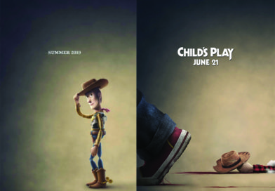 Chucky's Playing Dirty With Woody