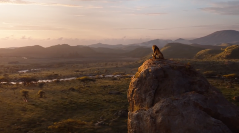 The Lion King Is Visually Stunning