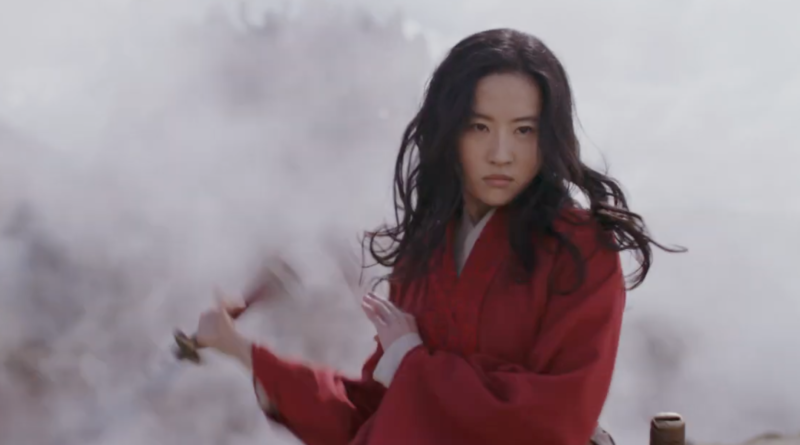 Mulan's First Teaser Gives Us A Girl Worth Fighting For