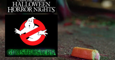 Halloween Horror Nights Calls In Ghostbusters